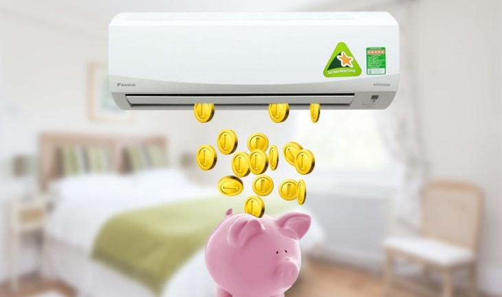 Inverter air conditioner will help you save energy