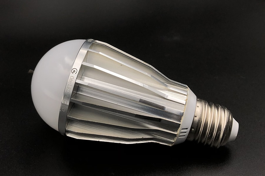 LED lights generate negative ions