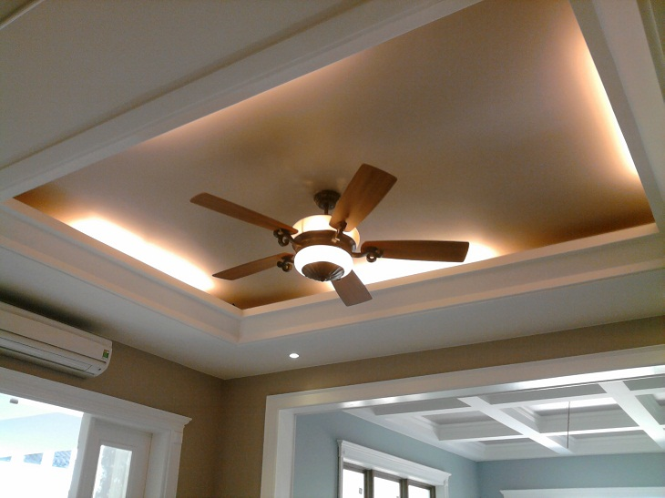 Be careful using misting fans in air-conditioned rooms with children_2