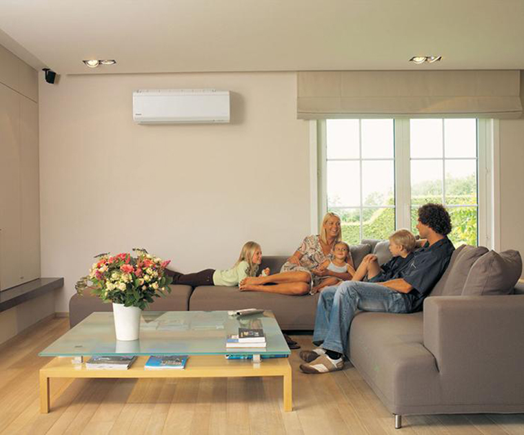 Periodic maintenance of air conditioners to check gas