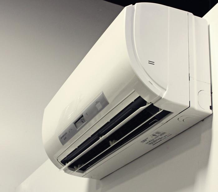 The noise on the air conditioner is nothing to worry about