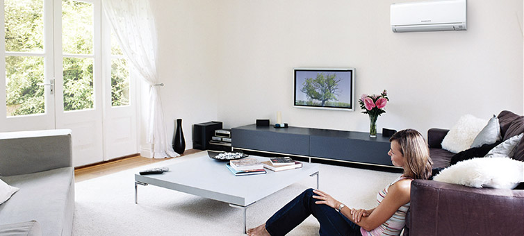 Choose the right air conditioner for the room size