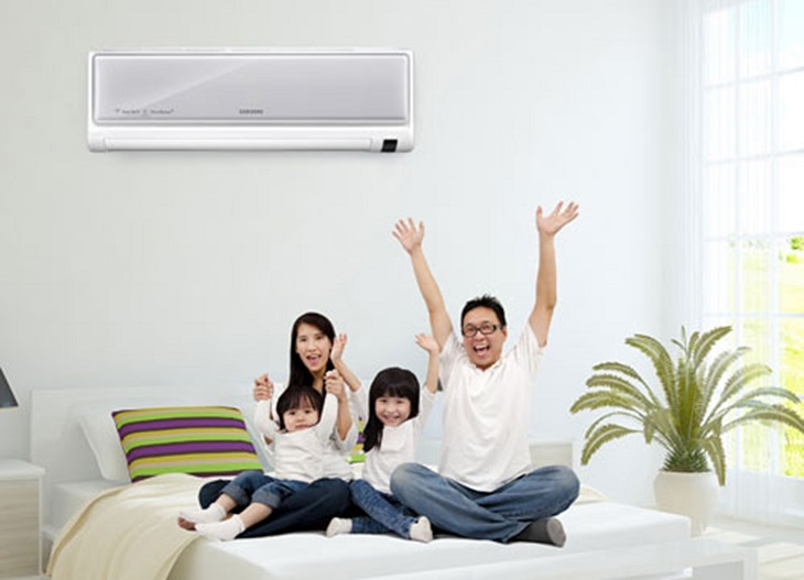 Use the right air conditioner to protect the health of the whole family