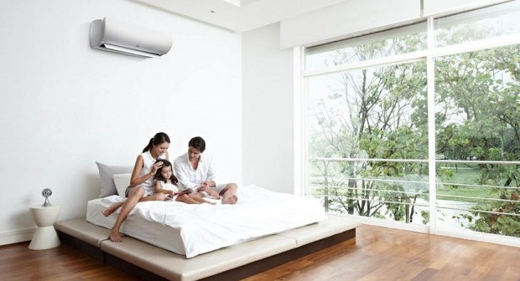 Be careful using misting fans in air-conditioned rooms with children_3