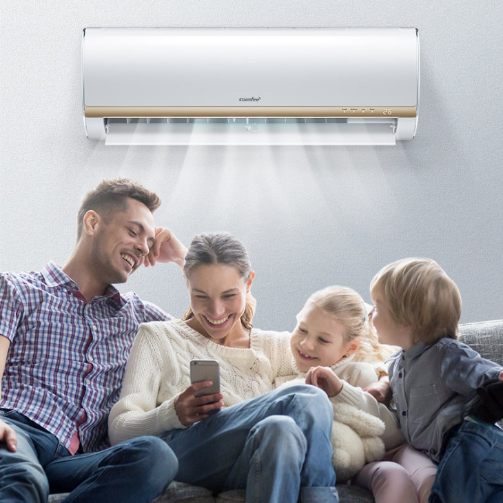 Inverter technology on comfee air conditioners