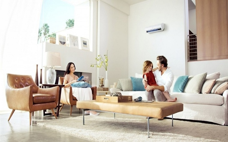 Do not let the temperature be too low on the air conditioner