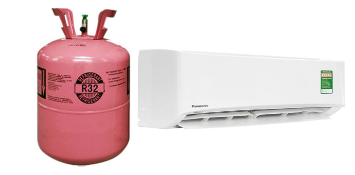 Recharge gas r32 for air conditioner