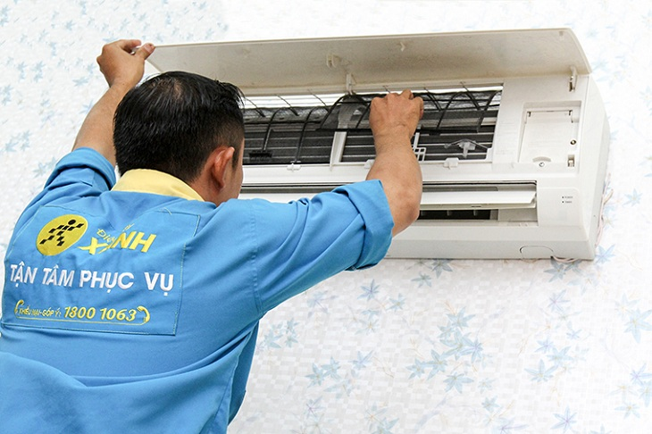 Clean the air conditioner regularly
