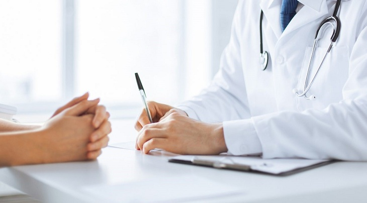 Regular check-ups with your doctor