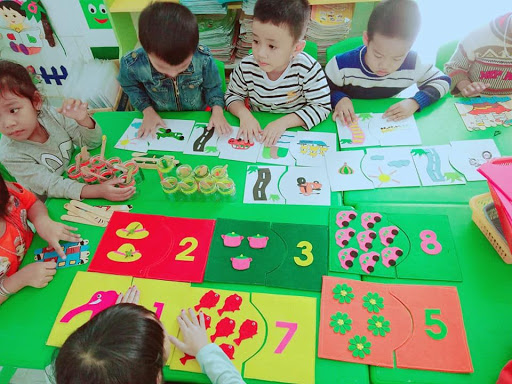 Learning activities in children are conditioned reflexes