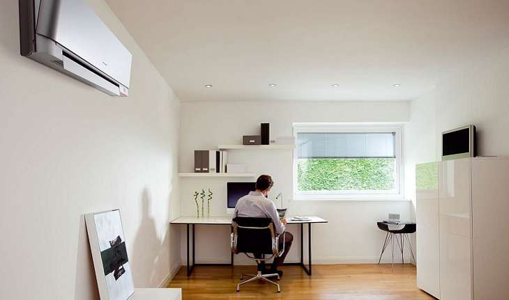 Feng shui when installing air conditioners in the room