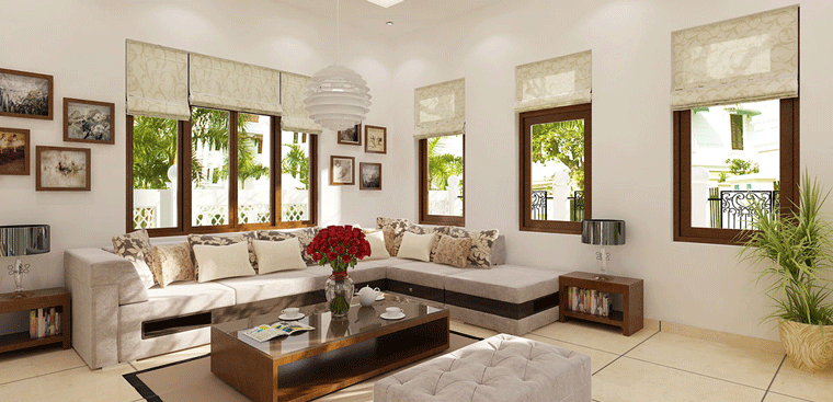 Open and airy house