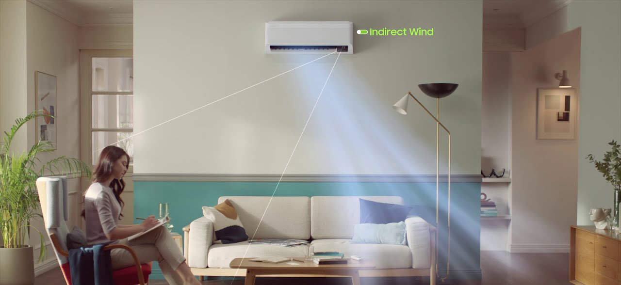 Save more power with motion sensor