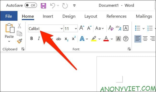 How to use Google Font in Microsoft Word 44