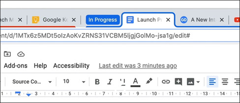 How to use Tab Group on Chrome, Firefox, Edge 3 browsers