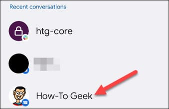 How to use Conversation Widget on Android 12 35