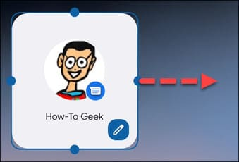 How to use Conversation Widget on Android 12 37
