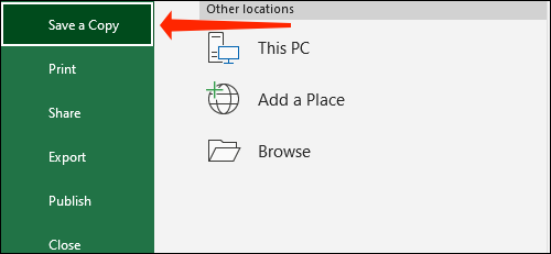 How to automatically save Excel files to OneDrive 66