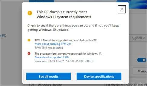 How to install Windows 11 on an unsupported PC 28
